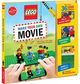 KLUTZ LEGO MAKE YOUR OWN MOVIE BOOK KLUTZ