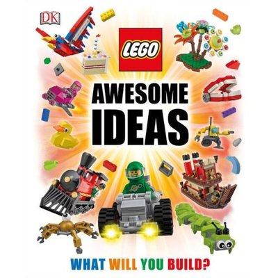 DK PUBLISHING LEGO AWESOME IDEAS HB