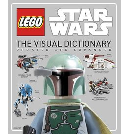 DK PUBLISHING LEGO STAR WARS VISUAL DICTIONARY UPDATED & EXPANDED HB