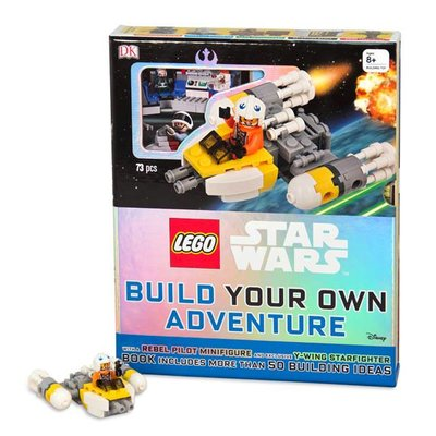 DK PUBLISHING LEGO STAR WARS BUILD YOUR OWN ADVENTURE