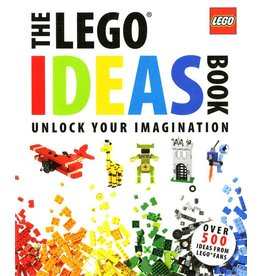 DK PUBLISHING LEGO IDEAS BOOK HB LIPKOWITZ