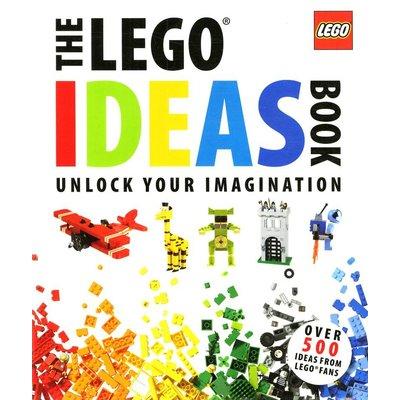 DK PUBLISHING LEGO IDEAS BOOK HB LIPKOWITZ