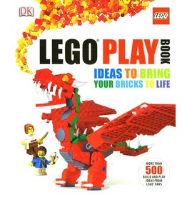 DK PUBLISHING LEGO PLAY BOOK HB