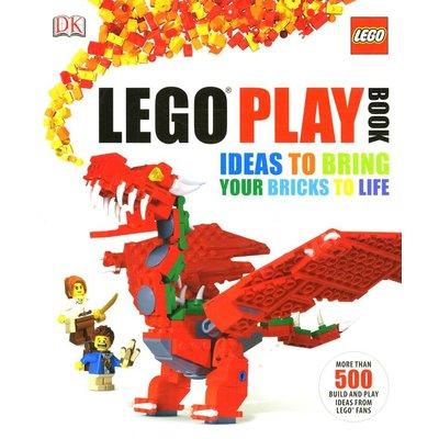 DK PUBLISHING LEGO PLAY BOOK HB