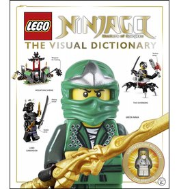 DK PUBLISHING LEGO NINJAGO VISUAL DICTIONARY HB