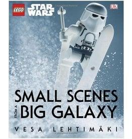 DK PUBLISHING LEGO STAR WARS THROUGH A LENS SMALL SCENES BIG GALAXY HB**