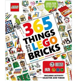 DK PUBLISHING 365 THINGS TO DO WITH LEGO HB DK