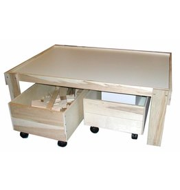 BEKA, INC. BEKA TRAIN PLAY TABLE