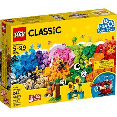 LEGO BRICKS AND GEARS LEGO