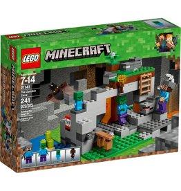LEGO THE ZOMBIE CAVE MINECRAFT