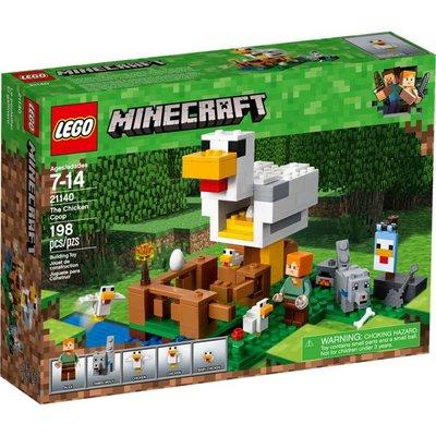 LEGO THE CHICKEN COOP MINECRAFT
