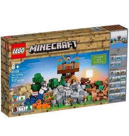 LEGO THE CRAFTING BOX 2.0 MINECRAFT
