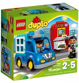 LEGO POLICE PATROL DUPLO*
