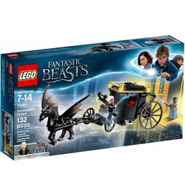 LEGO GRINDEWALD'S ESCAPE