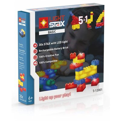 LIGHT STAX SYSTEM BASIC SET 30 PCS