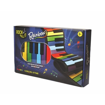 MUKIKIM ROCK AND ROLL IT! RAINBOW PIANO
