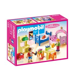PLAYMOBIL CHILDRENS ROOM PLAYMOBIL*