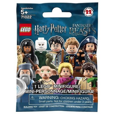 LEGO LEGO MINIFIGURE HARRY POTTER