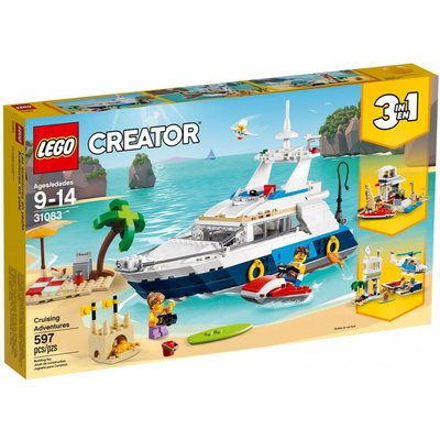 LEGO CRUISING ADVENTURES*