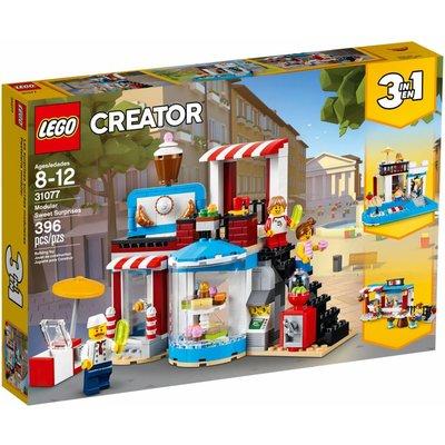 LEGO MODULAR SWEET SURPRISES*