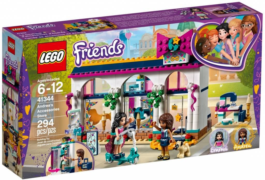 LEGO ANDREA'S ACCESSORIES STORE