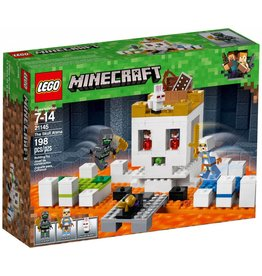 LEGO THE SKULL ARENA MINECRAFT