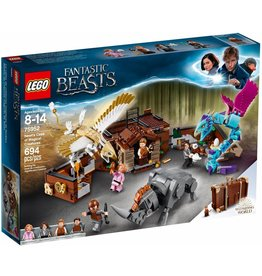 LEGO NEWT'S CASE OF MAGICAL CREATURES