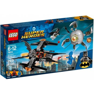 LEGO BATMAN: BROTHER EYE TAKEDOWN*