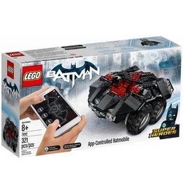 LEGO APP CONTROLLED BATMOBILE*