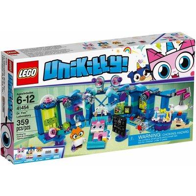 LEGO DR FOX LABORATORY