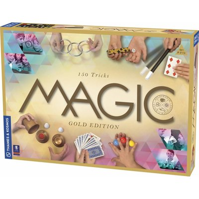 THAMES & KOSMOS MAGIC: GOLD EDITION
