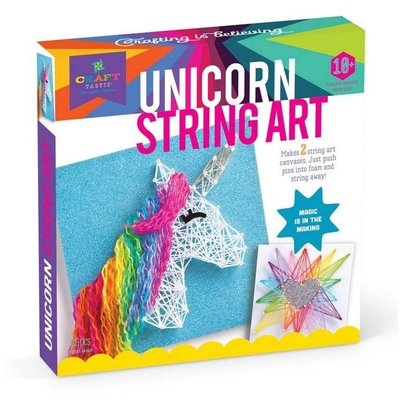 ANN WILLIAMS CRAFT-TASTIC UNICORN STRING ART