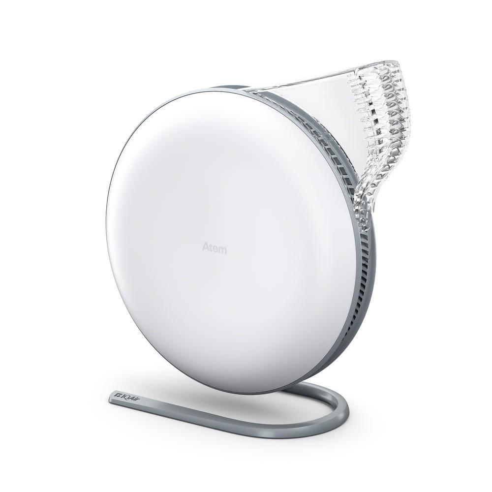 IQAir Atem Personal Air Purifier White