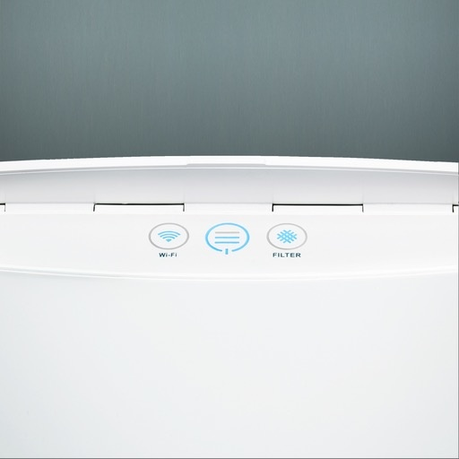 Blueair Blueair 405 4 Stage Hepa Silent Air Purifier WiFi Enabled