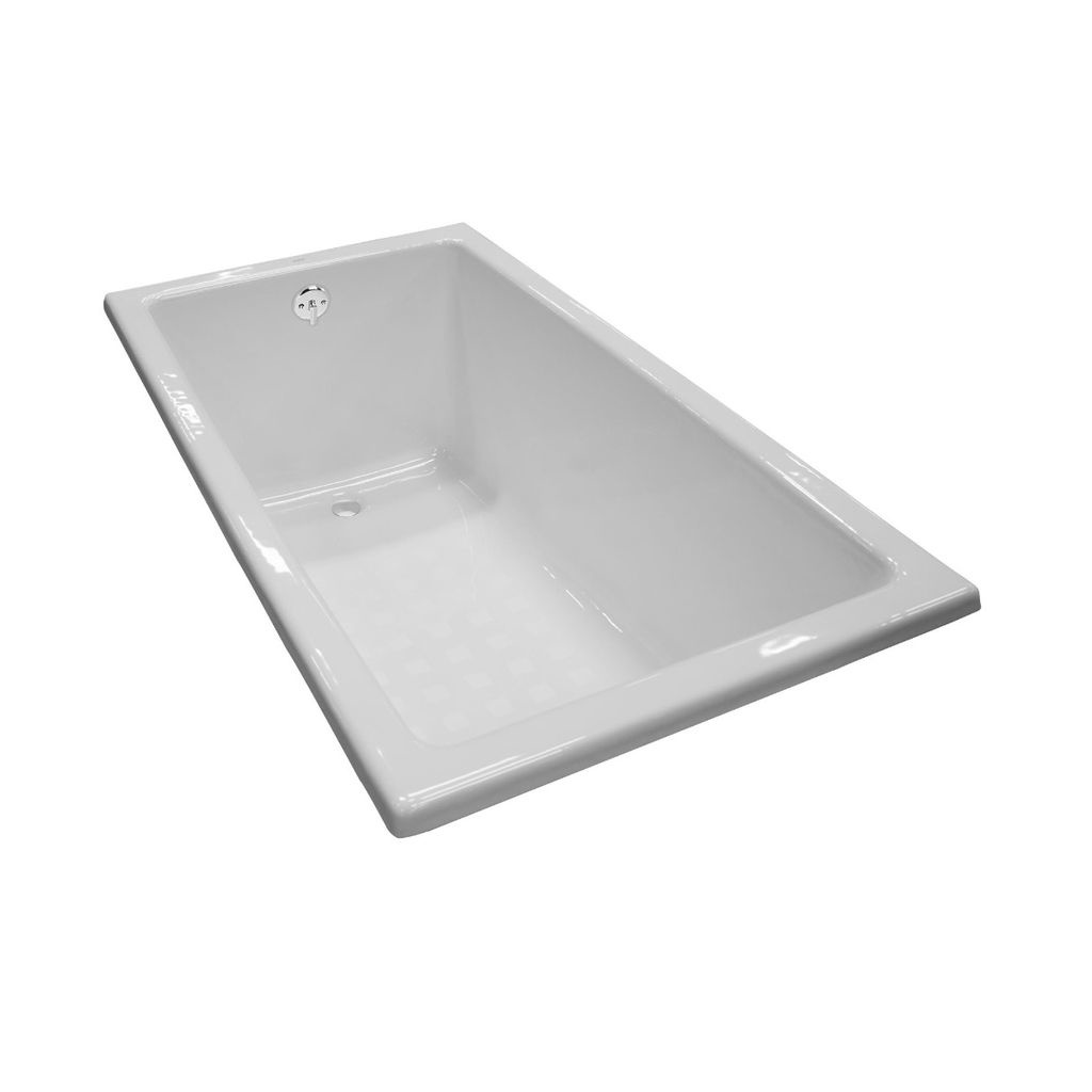 Picture of: Toto Fby1550p Enameled Cast Iron Bathtub Sedona Beige Builder Supply