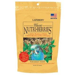 LAFEBER COMPANY LAFEBER PARAKEET NUTRI-BERRIES 10OZ BAG
