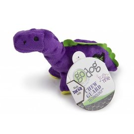 GO DOG GoDog Just for Me Chew Guard Purple Bruto Dog Toy