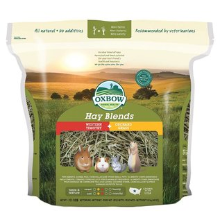 OXBOW Oxbow Hay Blends - Timothy / Orchard 40oz