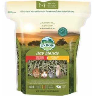OXBOW Oxbow Hay Blends - Timothy / Orchard 20oz