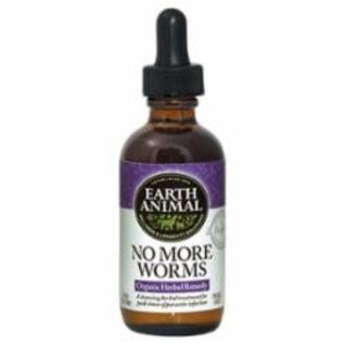 EARTH ANIMAL EARTH ANIMAL DOG NO MORE WORMS 2OZ