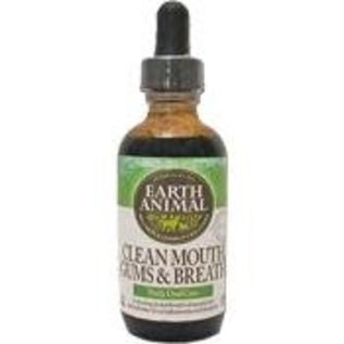 EARTH ANIMAL EARTH ANIMAL DOG CLEAN MOUTH 2OZ
