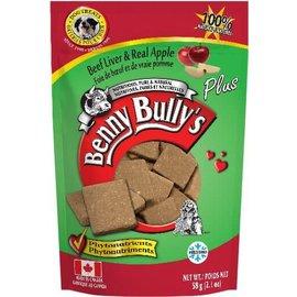 BENNY BULLY'S BENNY BULLY'S DOG FREEZE-DRIED LIVER APPLE 2.1OZ