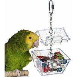 Nature's Instinct Foragewise Parrot's Treasure for Conures, Amazons, Macaws, and Similar Birds.