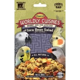 HIGGINS Higgins Worldly Cuisine Inca Bean Salad 2 OZ