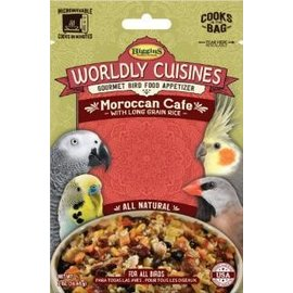 HIGGINS Higgins Worldly Cuisine Moroccan Cafe 2 oz