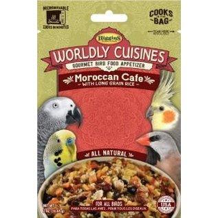 HIGGINS Higgins Worldly Cuisine Moroccan Cafe 2 oz