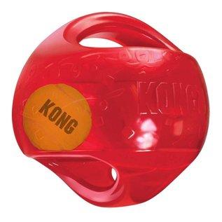 KONG Jumbler Ball Dog Toy Assorted Colors Large/X-Large