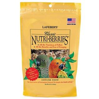 LAFEBER COMPANY Lafeber Classic Nutri-Berries Conure Bird Food 10oz