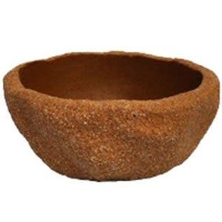 Medium Sandstone Round Java Cup Replacement