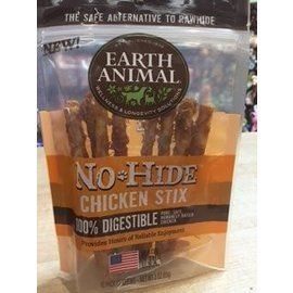 EARTH ANIMAL Earth Animal No-Hide Chicken Stix, 10ct.